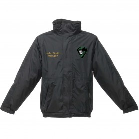 Furness Phantoms - Embroidered Heavyweight Dover Rain Jacket