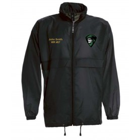 Furness Phantoms - Embroidered Lightweight Rain Jacket