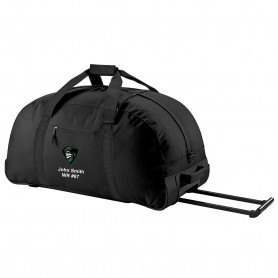 Furness Phantoms - Embroidered Wheelie Holdall