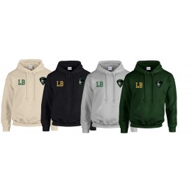 Furness Phantoms - Embroidered Initials Hoodie