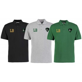Furness Phantoms - Embroidered Initials Polo Shirt