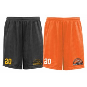 Blackpool Basketball - Customised Embroidered Mesh Shorts