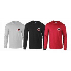 Solent Seahawks Academy -Printed Logo Longsleeve T-Shirt