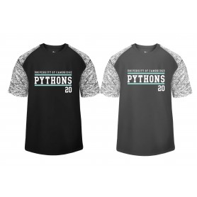 Cambridge Pythons - Printed Blend Performance Tee