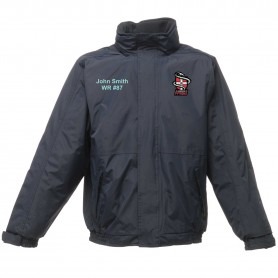 Cambridge Pythons - Custom Embroidered Heavyweight Dover Rain Jacket