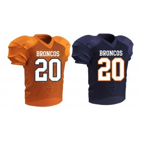Grangemouth Broncos - Broncos Offence/Defence Practice Jersey