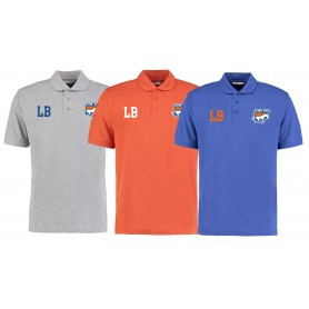 Grangmouth Colts - Colts Embroidered Initials Polo Shirt