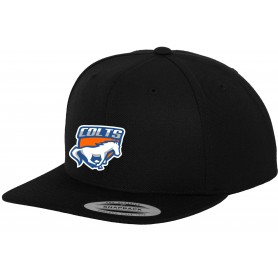 Grangemouth Colts - Colts Embroidered Snapback Cap