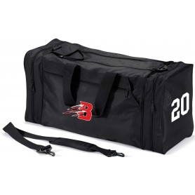 Bournemouth Bobcats - Custom Embroidered & Printed Kit Bag