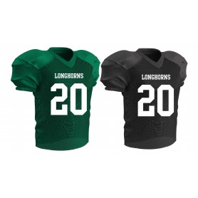 Leicester Longhorns - Offence/Defence Practice Jersey