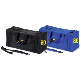 Spijkenisse Scouts - Custom Embroidered and Print  Kit Bag