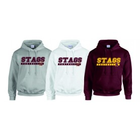 Southampton Stags - College Text Hoodie