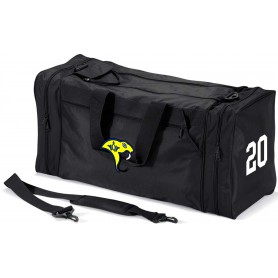 QMBL Vipers - Custom Embroidered and Print  Kit Bag