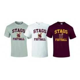 Southampton Stags - Stags Football Logo T Shirt