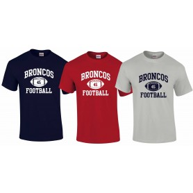Calanda Broncos - Custom Ball 1 T-Shirt