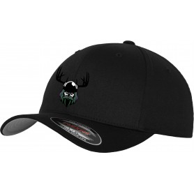 Dumfries Hunters - Embroidered Flex Fit Cap