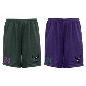 Dumfries Hunters - Custom Embroidered Mesh Shorts