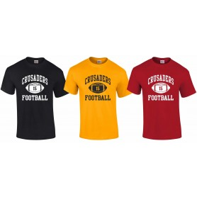 Keele Crusaders - Custom Ball 1 T-Shirt