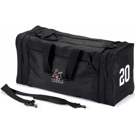 Keele Crusaders - Custom Embroidered & Printed Kit Bag