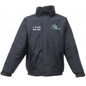 South Wales Warriors - Embroidered Heavyweight Dover Rain Jacket