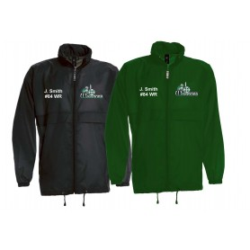 South Wales Warriors - Lightweight College Rain Jacket