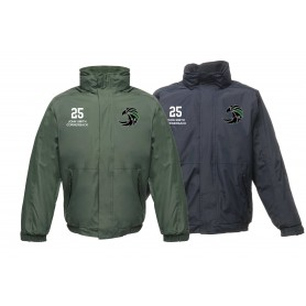 Exeter Falcons- Custom Embroidered Heavyweight Dover Rain Jacket