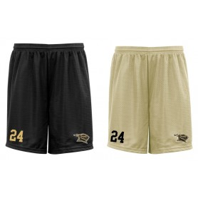 Rendsburg Knights - Custom Embroidered Mesh Shorts