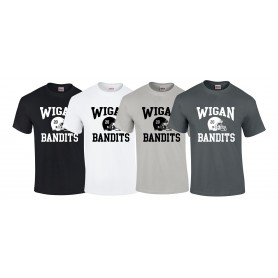 Wigan Bandits - Full Logo T-Shirt