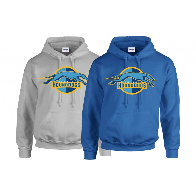 Hellingly Hound Dogs - Youth Full Logo Hoodie