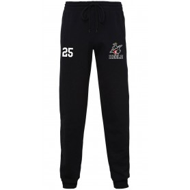 Keele Crusaders - Custom Cuffed Hem embroidered Joggers