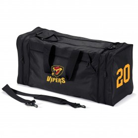 Donegal Derry Vipers - Custom Embroidered and Print  Kit Bag