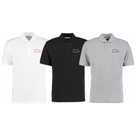 Solent Seahawks Academy - Embroidered Outline Polo Shirt