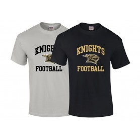Rendsburg Knights - Full Football Logo T-Shirt