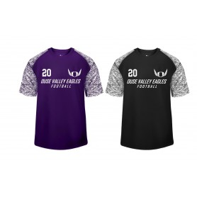 Ouse Valley Eagles - Printed Blend Performance Tee