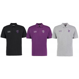 Durham Saints- Customised Embroidered Player Polo Shirt