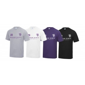 Durham Saints - Printed Performance T-Shirt
