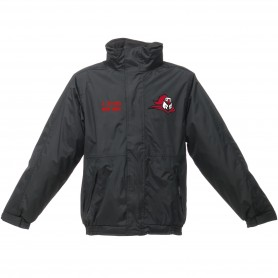 Edinburgh Napier Knights - Embroidered Heavyweight Dover Rain Jacket