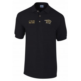 Rendsburg Knights - Custom Embroidered Polo Shirt