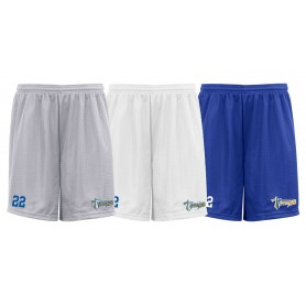 Manchester Titans - Customised Mesh Shorts (2nd colour option)