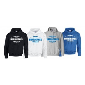 Dundee Hurricanes - Laces Logo Hoodie