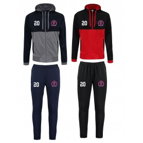 Invicta Junior Ice Hockey Club - Custom Embroidered Tracksuit