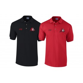 Edinburgh Napier Knights - Customised Embroidered Polo Shirt