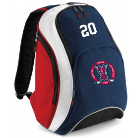 Invicta Junior Ice Hockey Club - Custom Embroidered Backpack