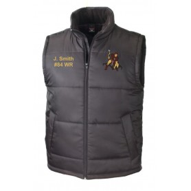 Ipswich Cardinals - Embroidered Bodywarmer