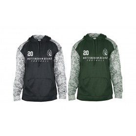 Nottingham Bears - Printed Sports Blend Hoodie
