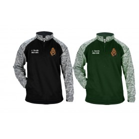 Nottingham Bears - Customised Embroidered Tonal Blend Sport 1/4 Zip