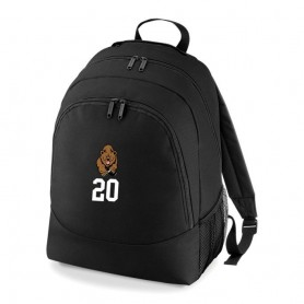 Nottingham Bears - Customised Embroidered Universal Backpack