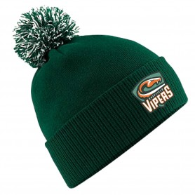 Sheffield Vipers - Embroidered Bobble Hat
