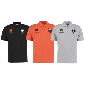 Rugby Raccoons - Custom Embroidered Polo