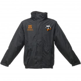 Rugby Raccoons - Embroidered Heavyweight Dover Rain Jacket
